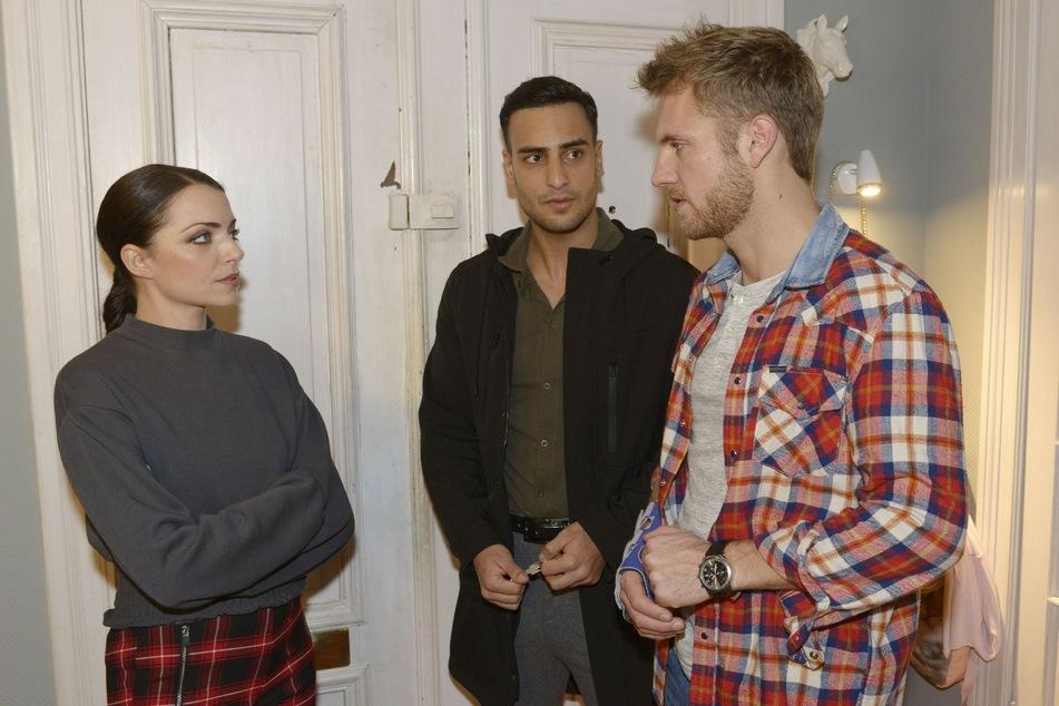 Emily will die Hoffnung nicht aufgeben, Pauls Hand doch noch retten zu können.