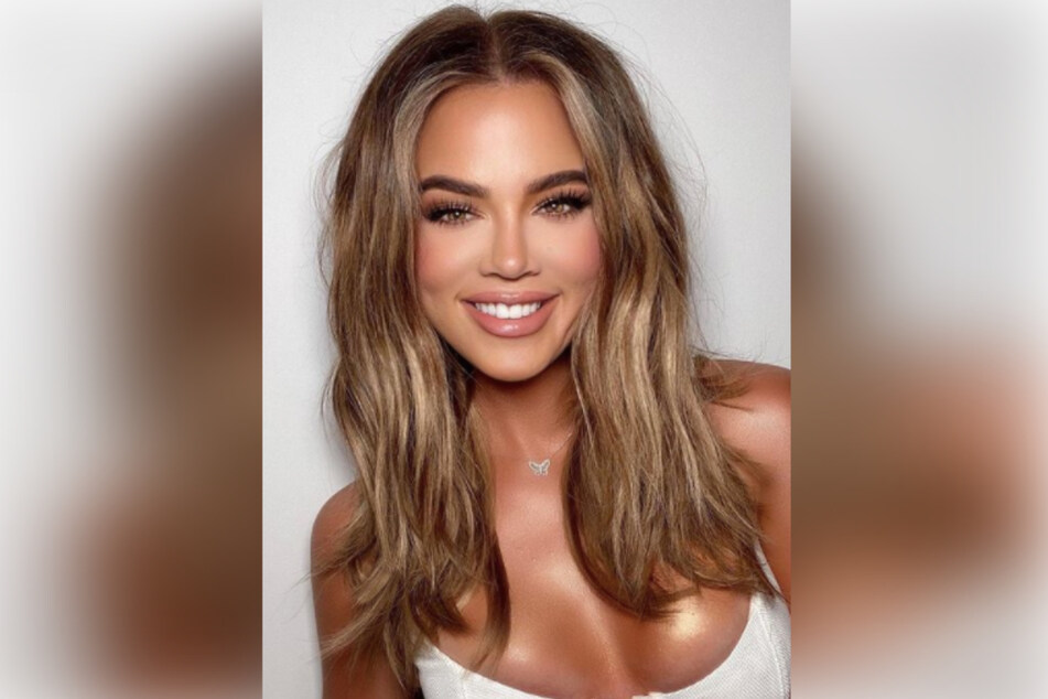 Khloé's shared photos earlier this year that sparked widespread criticism for allegedly being airbrushed and altered.
