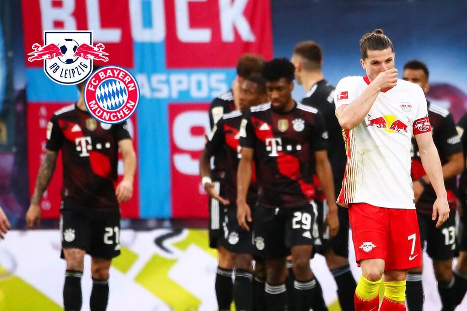 RB Leipzig raus aus dem Titelrennen! Leon Goretzka führt FC Bayern zum Spitzenspiel-Triumph