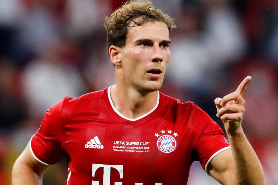 Der FC Bayern München muss ohne Leon Goretzka (26) gegen Paris Saint-Germain um das Halbfinale der Champions League kämpfen.