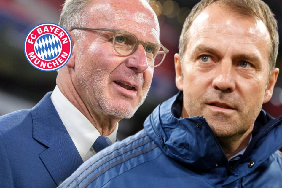 Neuer Vertrag beim FC Bayern: Deshalb ging mit Hansi Flick nun alles so schnell