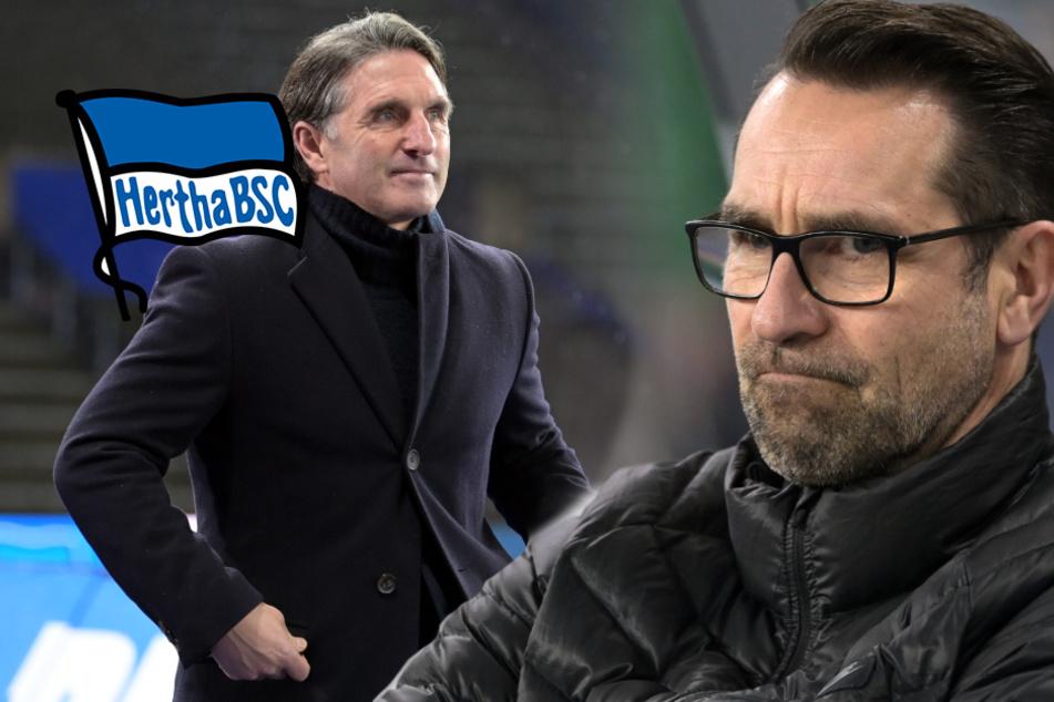 Hertha BSC: Fliegt Labbadia, wackelt auch Preetz gewaltig!