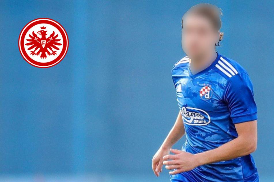 """Eintracht Frankfurt dran am """"Balkan-Messi""""? Toptalent gilt als neuer Luka Modric"""