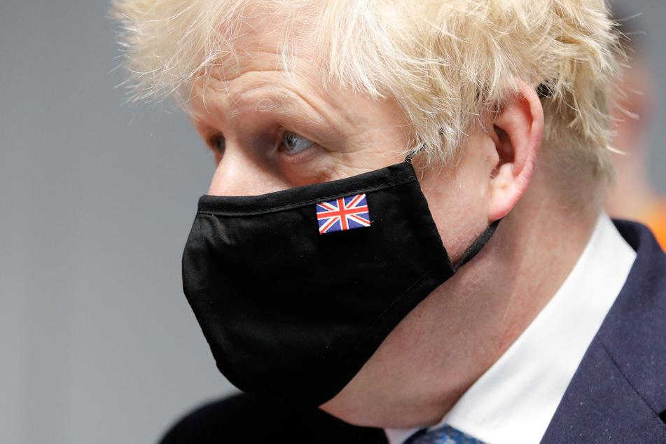 Boris Johnson (56), Premierminister von Großbritannien, kündigte weitere Lockerungen an.