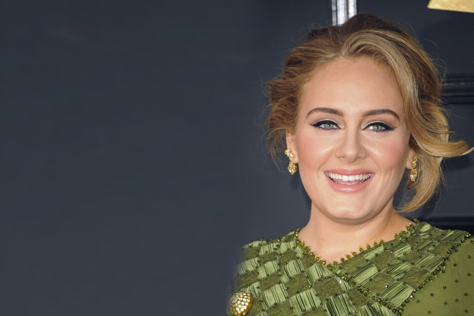 Adele opens up about new music and weight loss for the first time