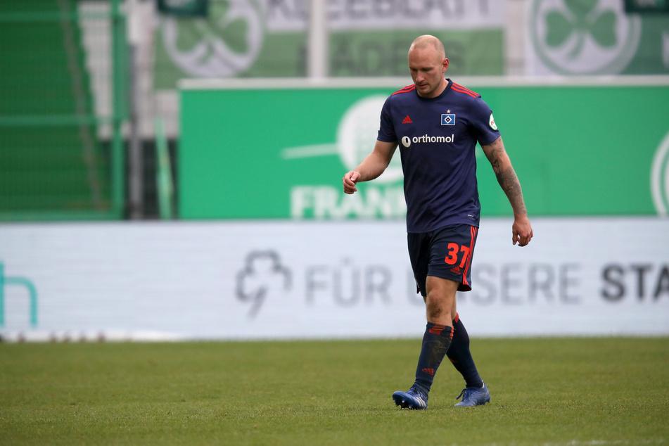 Am vergangenen Dienstag wurde der Vertrag von Toni Leistner (31) beim Hamburger SV aufgelöst. Der 31-Jährige war vom abrupten Ende überrascht.
