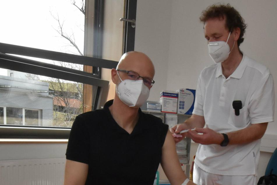 Dresden: Endlich geht's los! Uniklinik Dresden impft ab heute die ersten Patienten