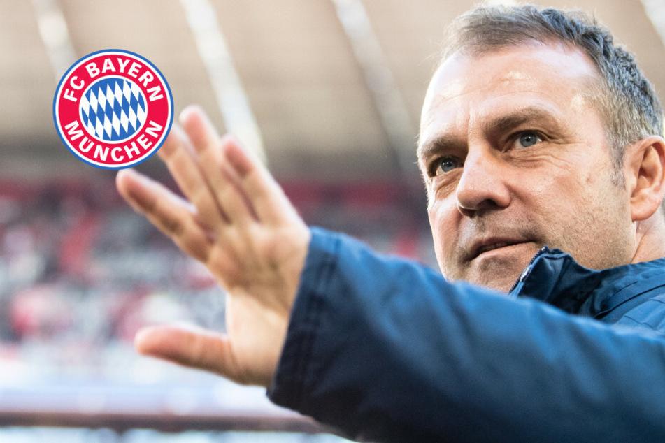 FC Bayern: Hansi Flick hat Grund zur Freude, aber noch weitere Entscheidungen vor der Brust