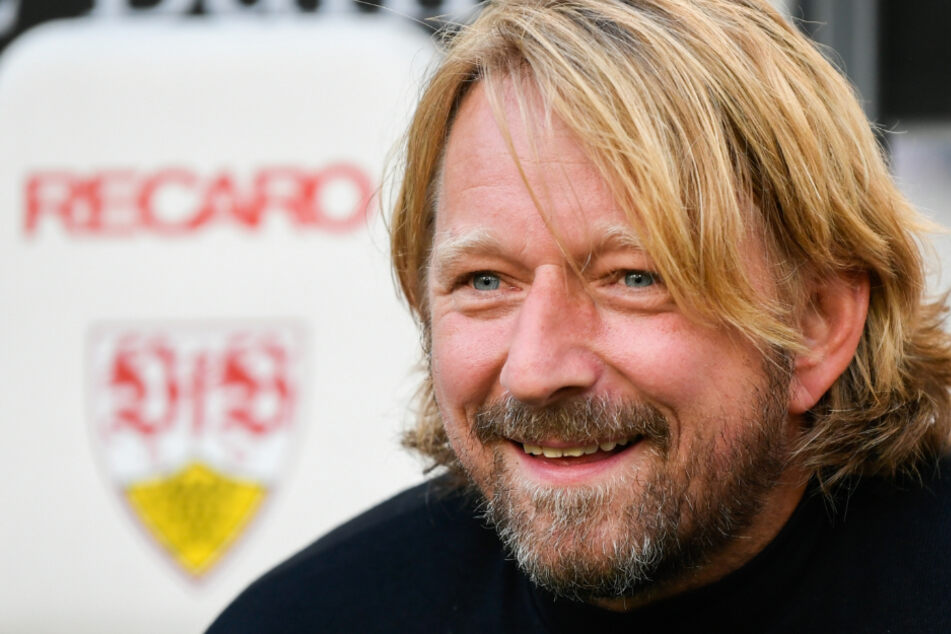Sportdirektor beim VfB Stuttgart: Sven Mislintat (48).