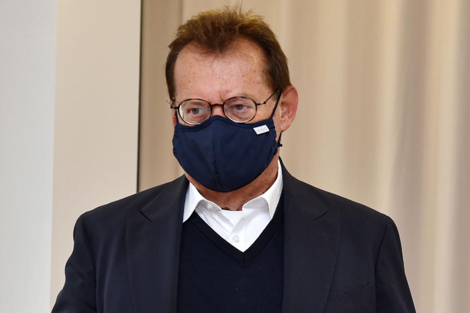 Klinik-Chef Prof. Dr. Michael Albrecht (70).