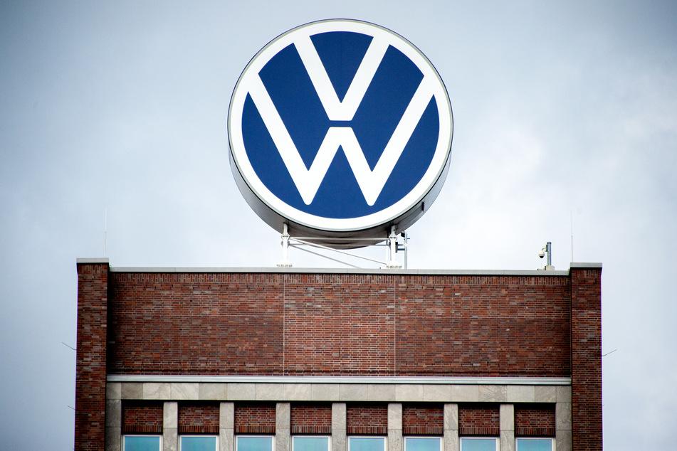 VW will nach Ostern die Pläne für ein allmähliches Wiederanlaufen vorstellen. (Archivbild)