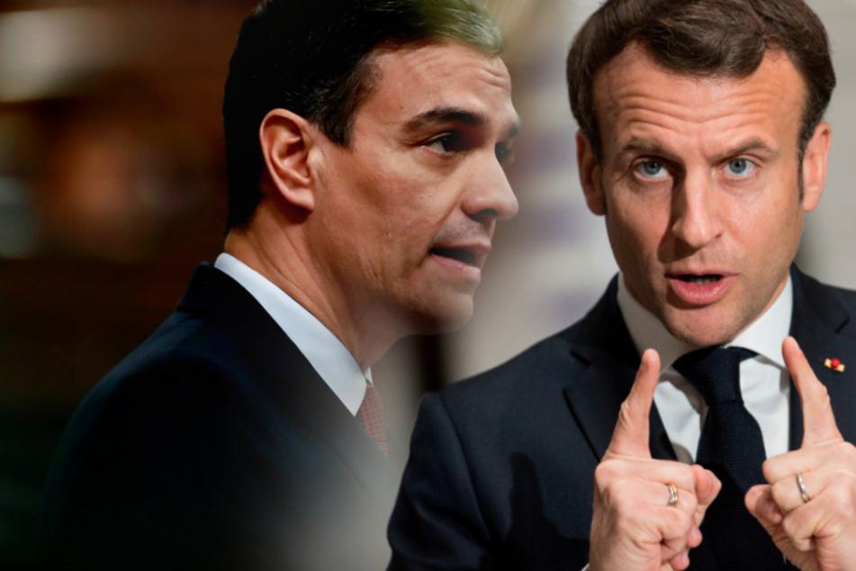 So wollen Spanien und Frankreich die Corona-Auflagen lockern