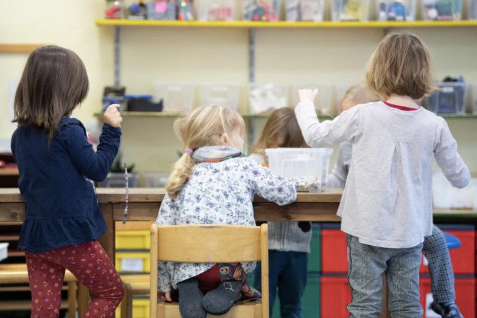 Ab Montag können nur noch Kinder von Eltern mit systemrelevanten Berufen notbetreut werden.