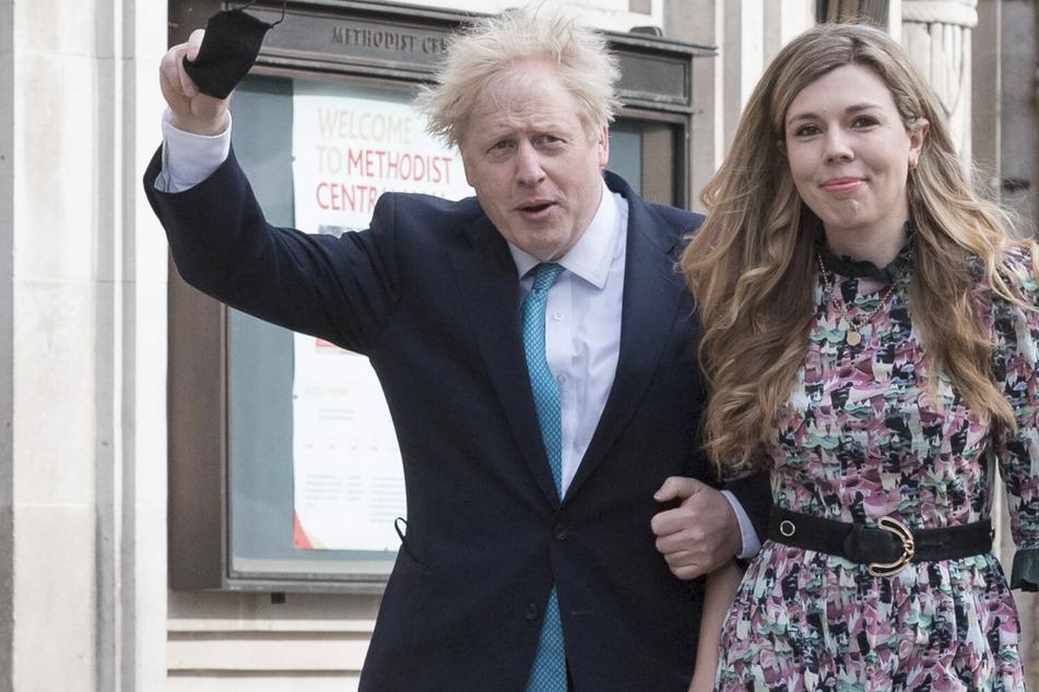 UK Prime Minister Boris Johnson marries long-time fiancee in secret wedding