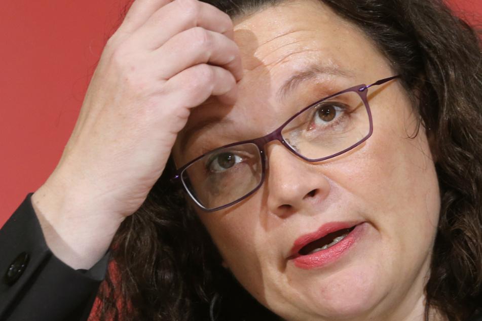 "Ehemalige SPD-Chefin Andrea Nahles tritt ""Versorgungsposten"" an"