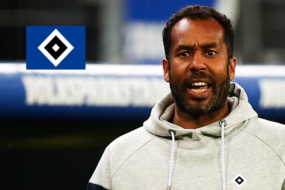 """""""Oder wir ergeben uns!"""": HSV-Coach Thioune macht klare Ansage"""