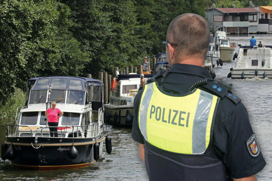 Berlin: Das wird teuer! Hobby-Kapitän steuert Luxus-Yacht auf Grund