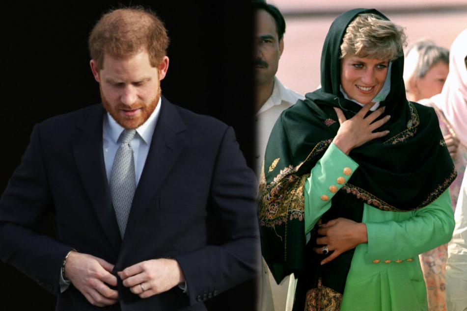Prinzessin Diana: Deshalb bereut Harry das letzte Telefonat mit seiner Mutter