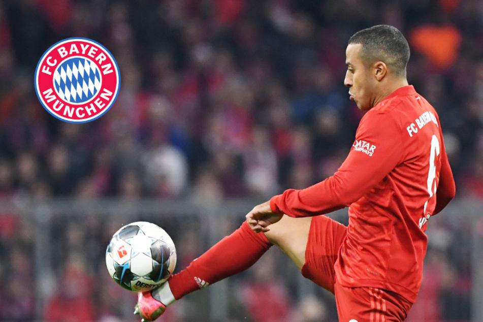 """FC Bayern: Ein Jahrzehnt Thiago? Flick setzt auf den """"genialen Fußballer"""""""
