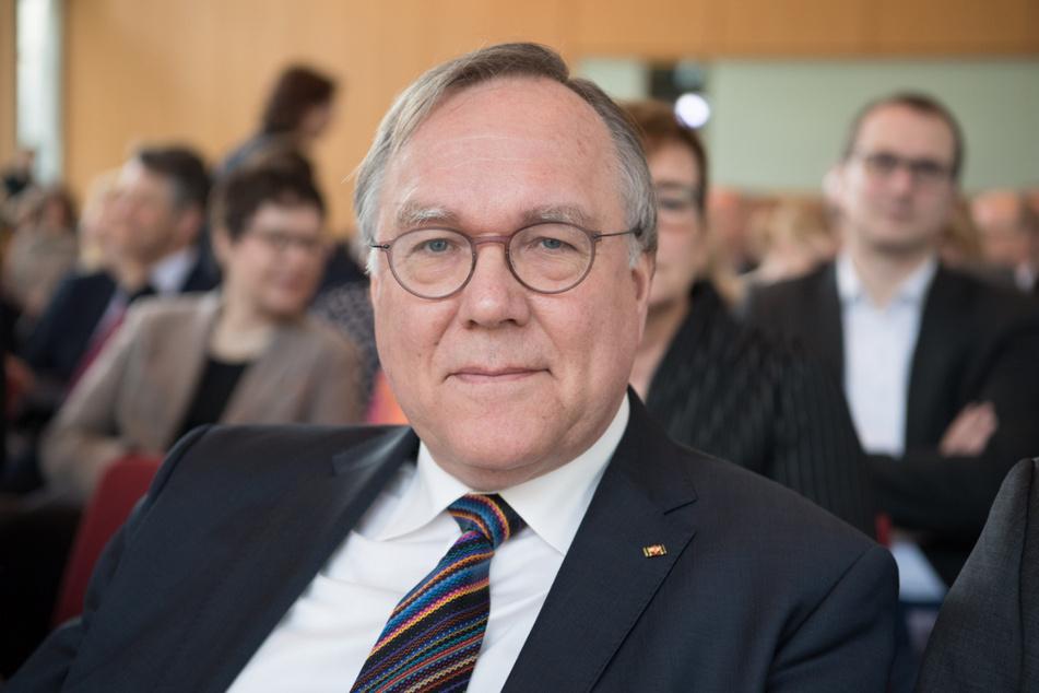 Rudolf Mellinghoff war zuvor der Präsident des Bundesfinanzhofs.
