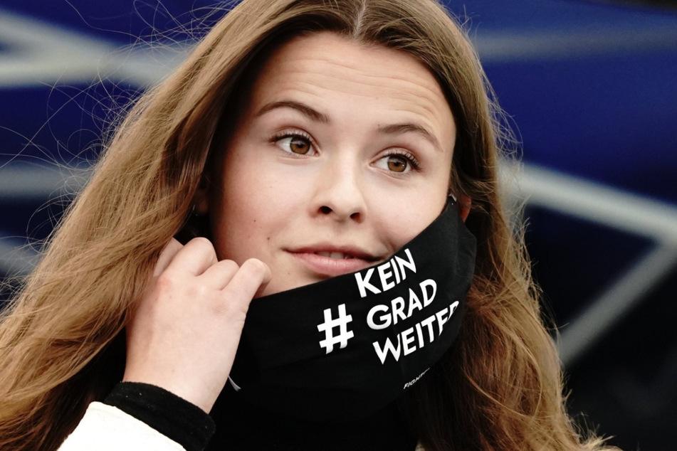 Verbreitung rassistischer Ressentiments? Klimaschützerin Luisa Neubauer (24) wurde auf Twitter zum Teil heftig kritisiert.