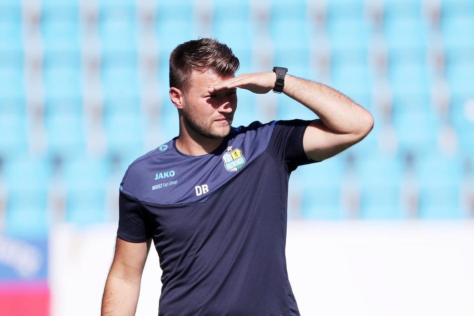 CFC-Trainer Daniel Berlinski (35) wird ganz genau hinschauen, was Sascha Pfeffer gegen den Ex-Verein veranstaltet.