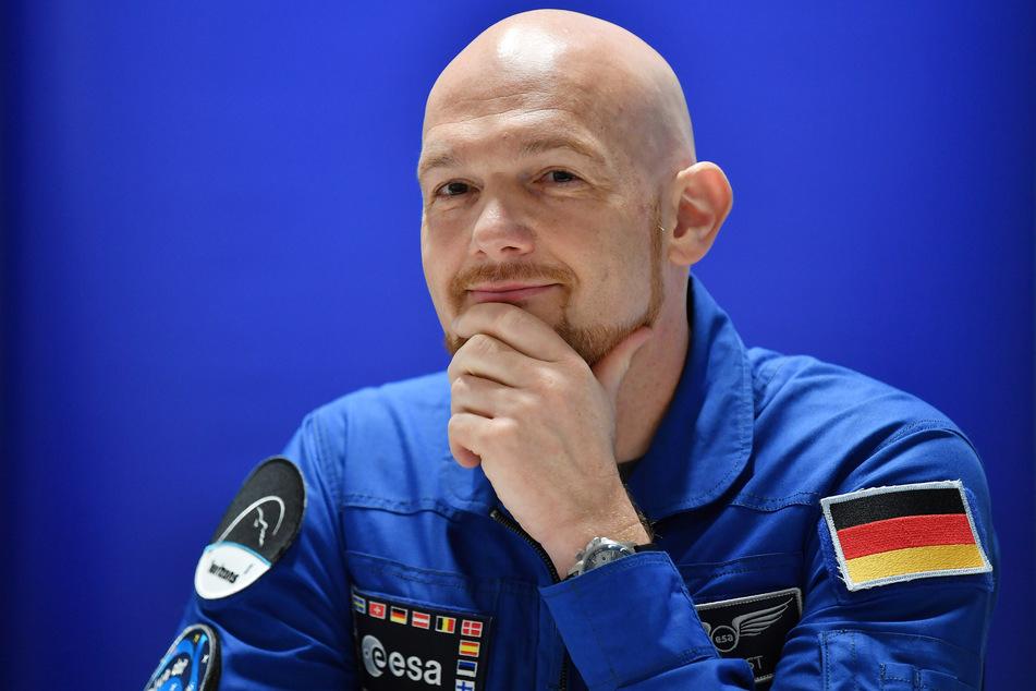 Astronaut Alexander Gerst: Mond, neue Astronauten und Weitsicht!