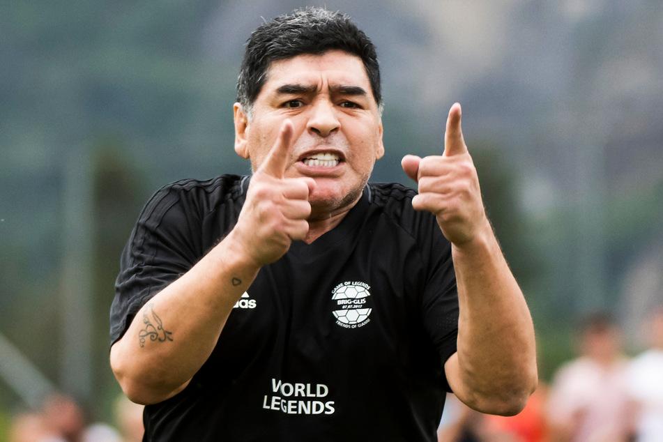 Nicht nur ein Anwalt fragt sich: Was ist mit dem Vermögen von Diego Armando Maradona (†60) passiert?