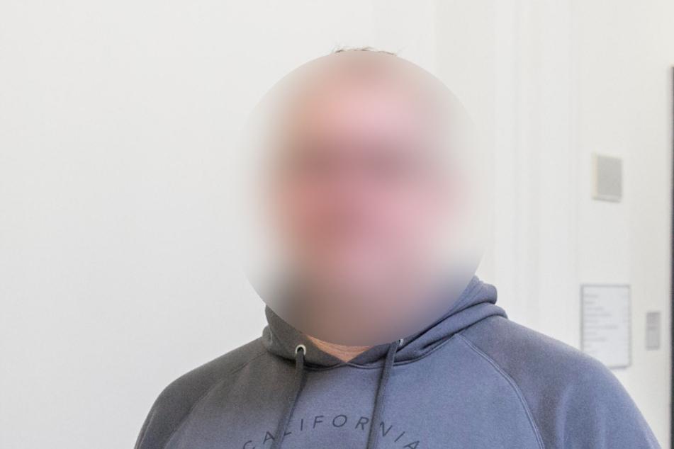 Martin K. (45) sorgte laut Anklage für die Kleintransporter.