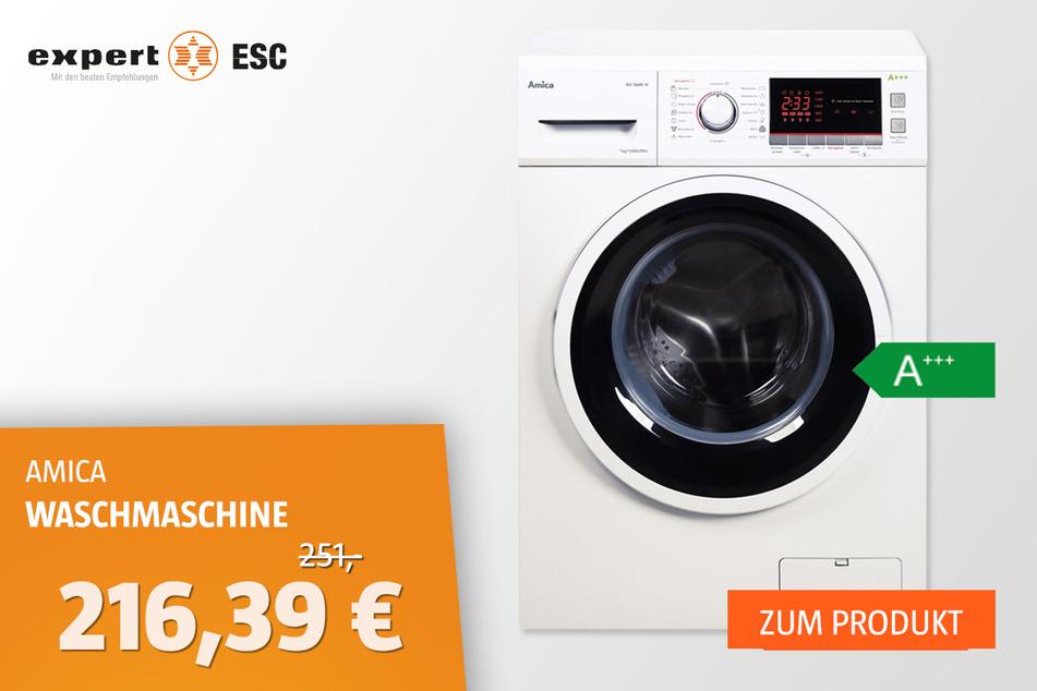 AMICA WA 14690 W Waschmaschine für 216,39 statt 251 Euro