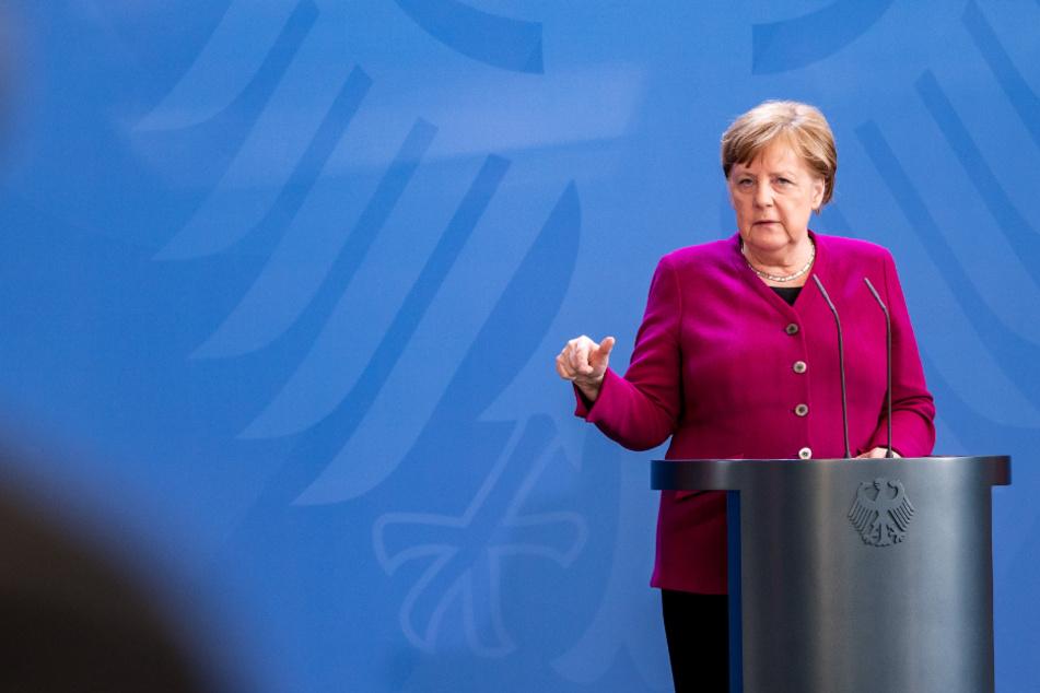 Entscheidung über weitere Lockerungen fällt laut Bundeskanzlerin Merkel wohl erst am 6. Mai