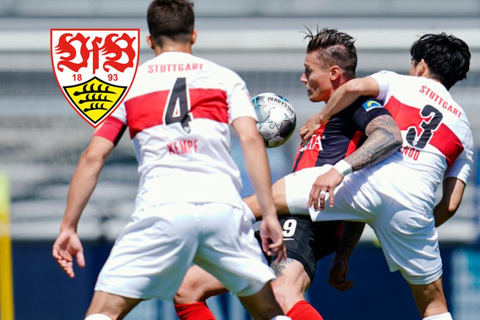 Dämpfer im Aufstiegskampf! VfB verliert in letzter Sekunde bei Wehen Wiesbaden