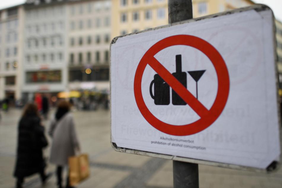 Viele Kommunen in Bayern wollen das Alkoholverbot fortsetzen. (Symbolbild)