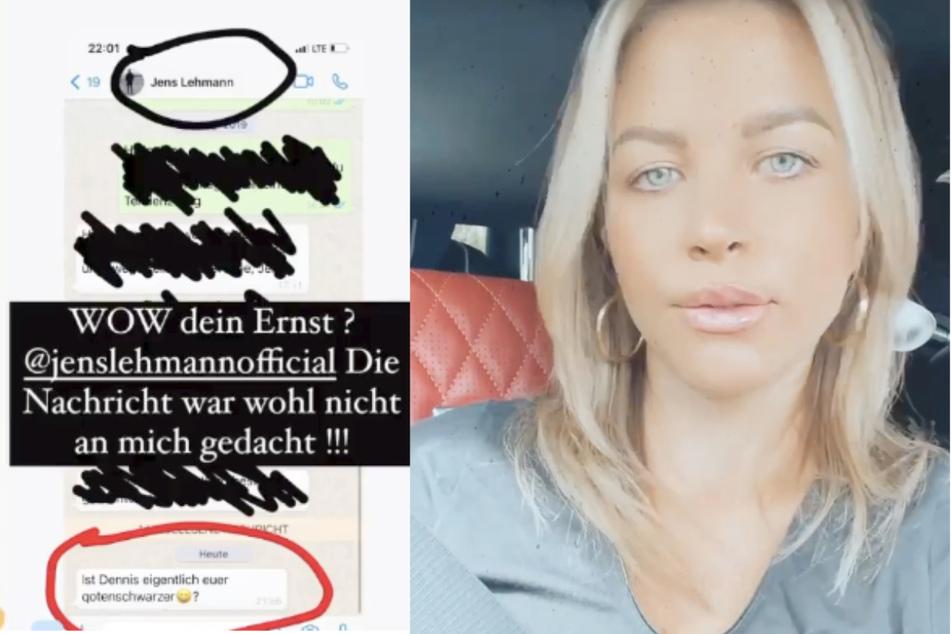 """Ina Aogo zu Lehmanns Rassismus-Eklat: """"Ich schäme mich, dass ich Deutsche bin"""""""
