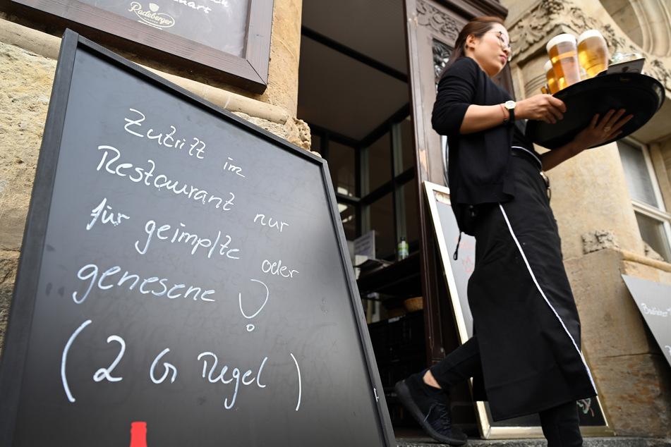 Die Polizei soll in Baden-Württemberg in Restaurants kontrollieren.
