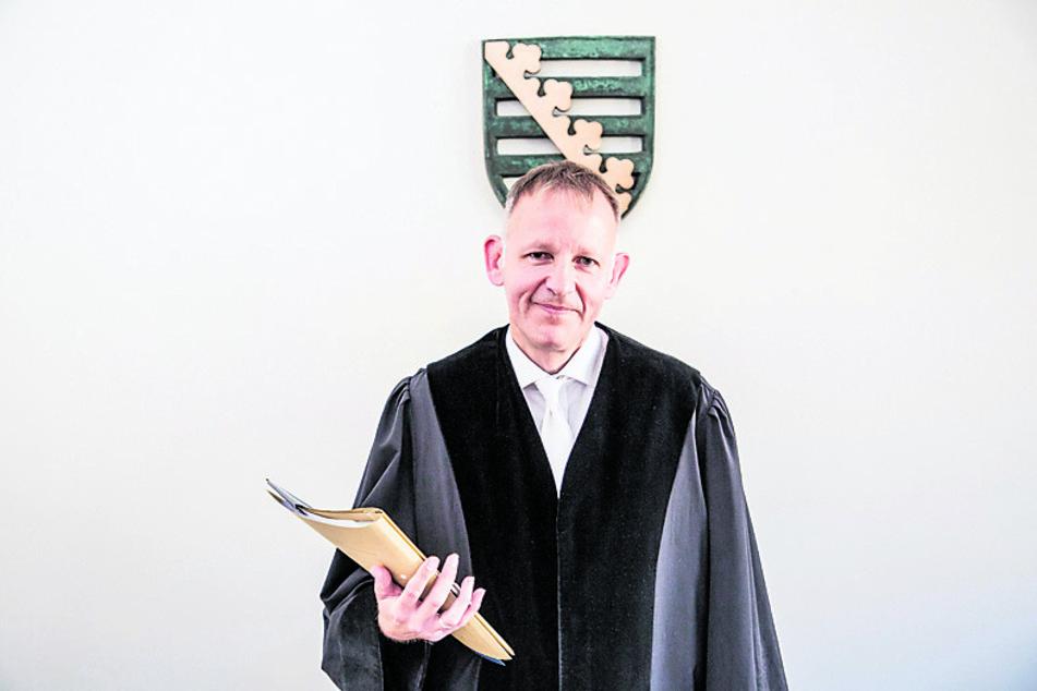 Richter Markus Kadenbach (53) musste einen tierischen Fall klären.
