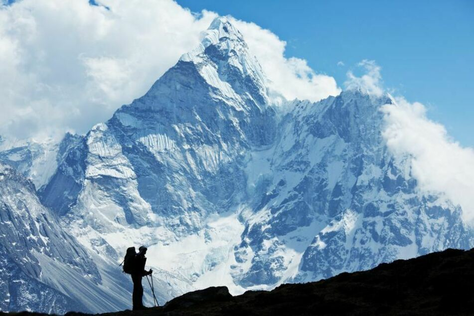 Measuring Mount Everest: one man's long and painful journey to the top of the highest peak