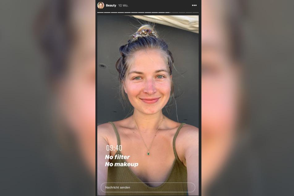 In ihren Beiträgen und Storys auf Instagram sprüht Charlotte Weise (28) meist vor positiver Energie.