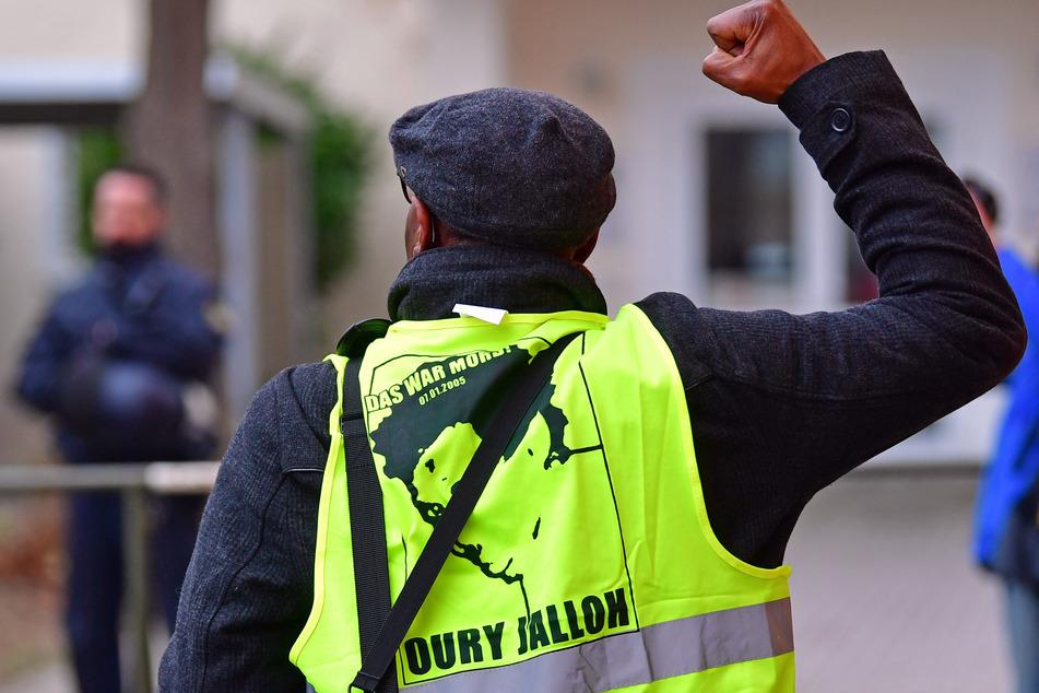 Oury Jalloh starb vor 15 Jahren in Dessau-Roßlau. Noch immer sind die Umstände seines Todes ungeklärt.