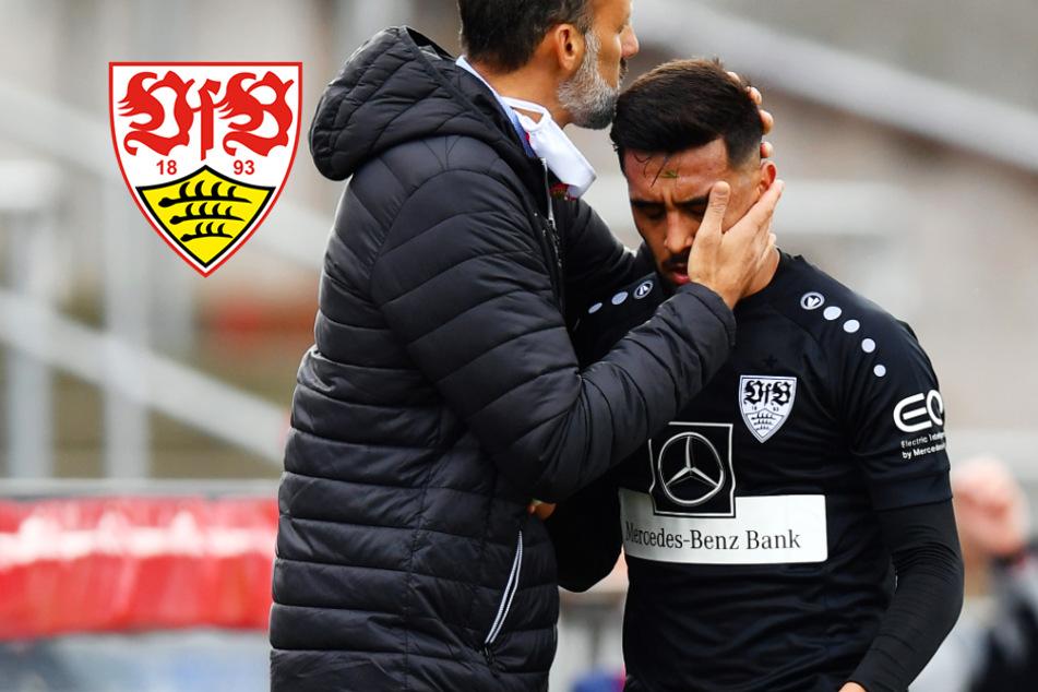 Nächster VfB-Schock! Nicolas Gonzalez fällt verletzt aus