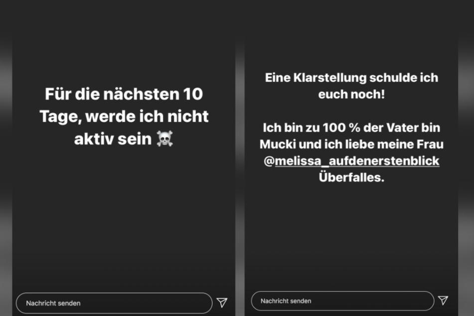 Auf Instagram macht Philipp (33) eine klare Ansage.