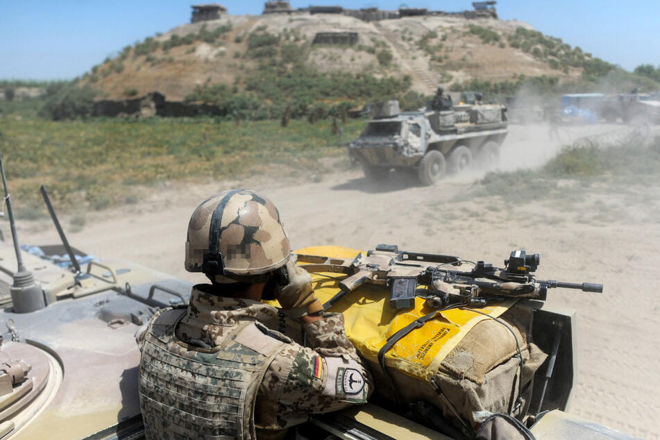 Die Bundeswehr ist mit nur noch 1000 Soldaten in Afghanistan. Es waren anfangs deutlich mehr. (Archivbild)