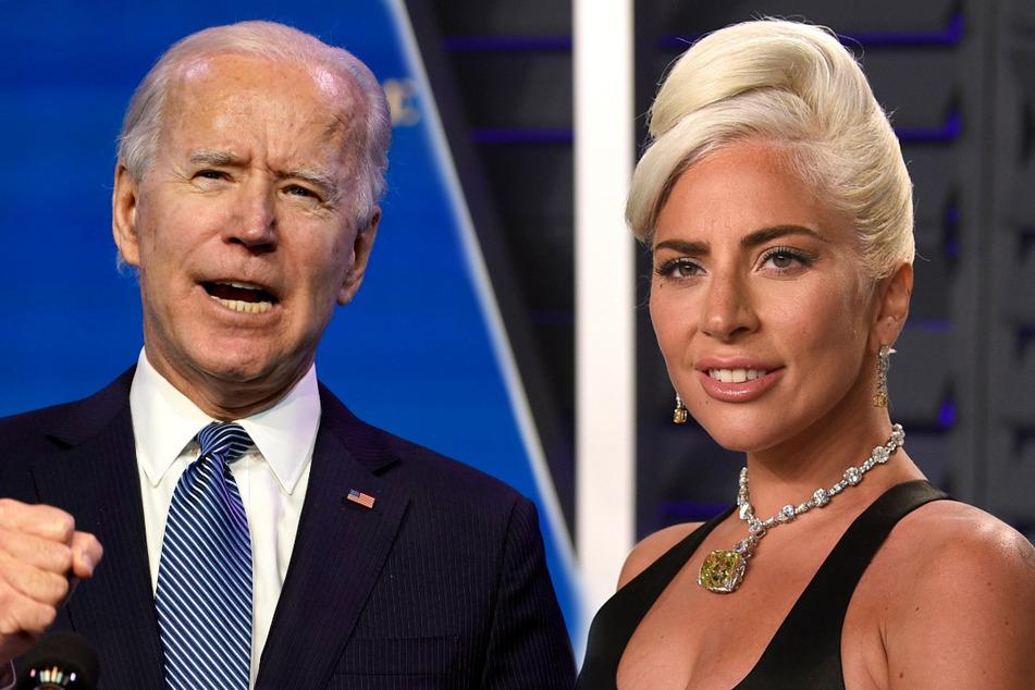 Etliche Stars bei Amtseinführung von Joe Biden, Lady Gaga singt Nationalhymne