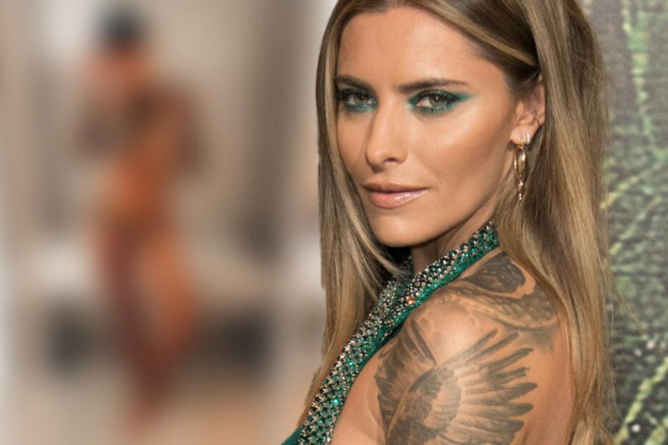 Sophia Thomalla ist in Lockdown-Laune und haut Fans mit sexy Foto vom Hocker