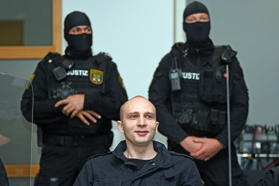 Stephan Balliet (28) steht wegen eines rechtsextremen Terroranschlags vor Gericht: Er wollte in der Synagoge Halle ein Massaker anrichten.