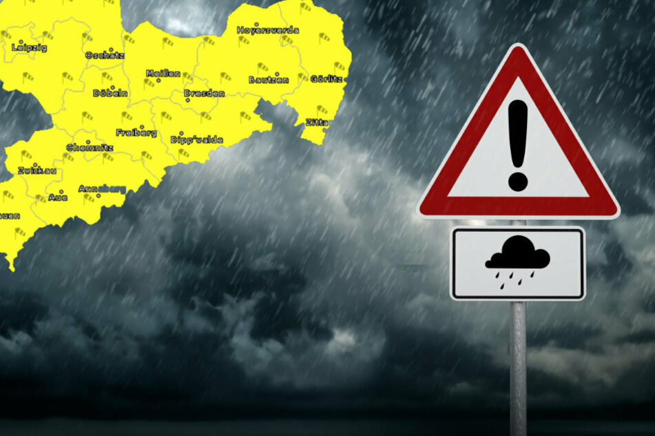 Orkanartige Böen erwartet: Warnung vor Sturmtief Kirsten!