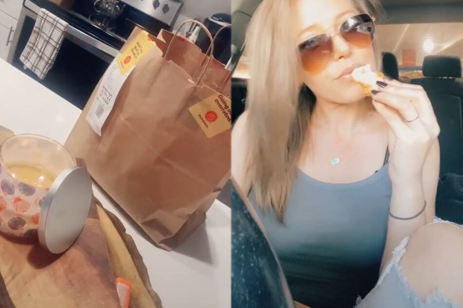 McDonald's customer discovers an insulting private note in her delivery!