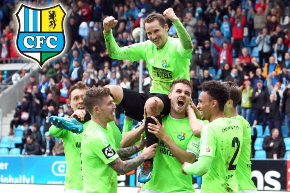 Das ist die Saisonbilanz des Chemnitzer FC