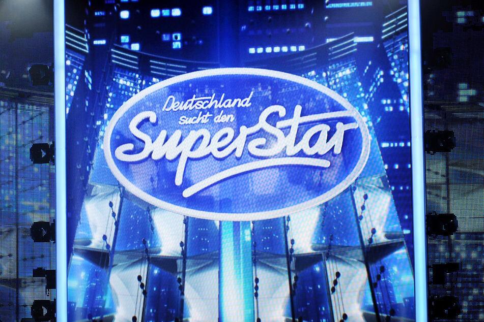 """Das Logo der RTL-Castingshow """"Deutschland sucht den Superstar"""" (DSDS)."""
