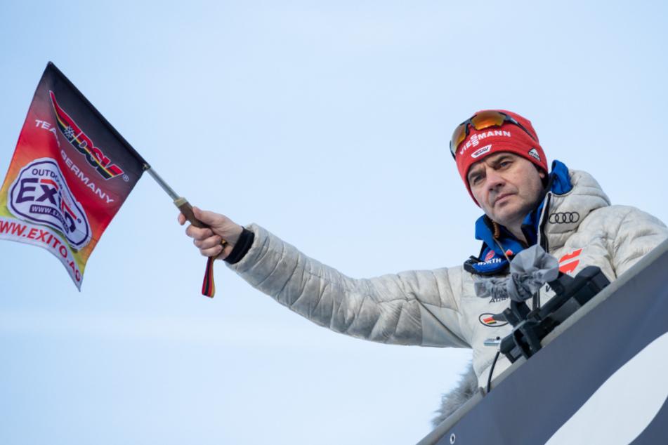 Stefan Horngacher, Bundestrainer der deutschen Skispringer.